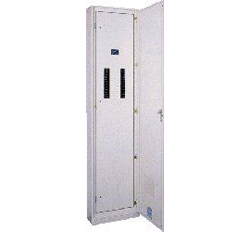 Free-standing Distribution Board for Electric Lights