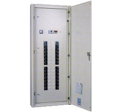 Wall-mounted Distribution Board for Electric Lights