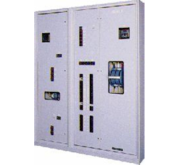 Free-standing Distribution Board in a Shaft