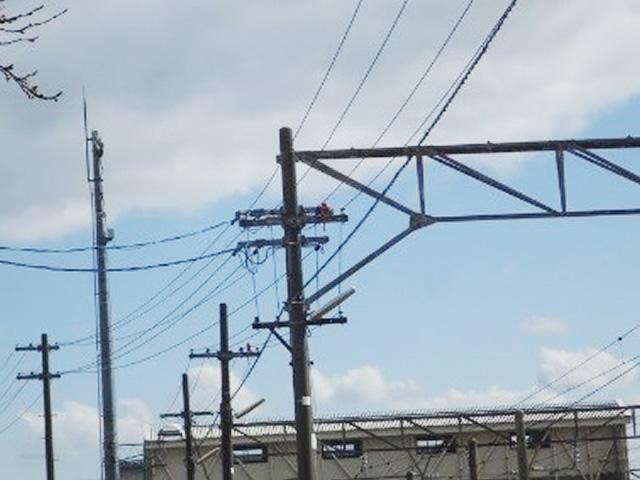 配電線路設備/架空電線