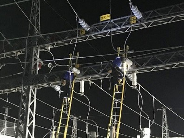 Main Circuit/Insulator Inspection